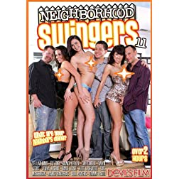 Neighborhood Swingers # 11