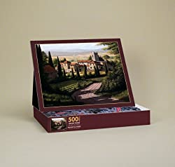 Twilight in Venice 500 Piece Jigsaw Puzzle