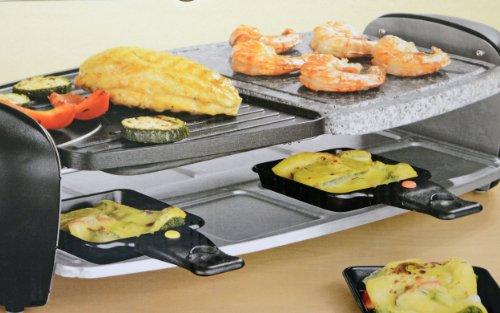 jarekulae geh raclette mit hei em stein raclette grill heisser stein. Black Bedroom Furniture Sets. Home Design Ideas