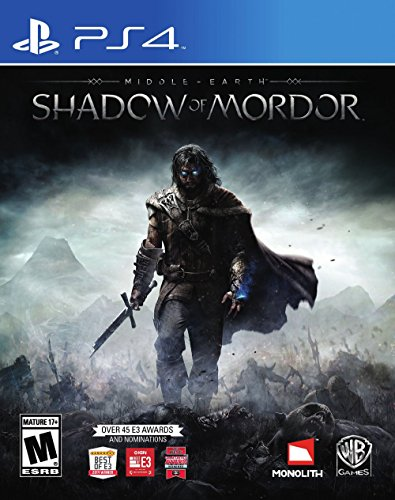 Best Middle Earth: Shadow of Mordor - PlayStation 4