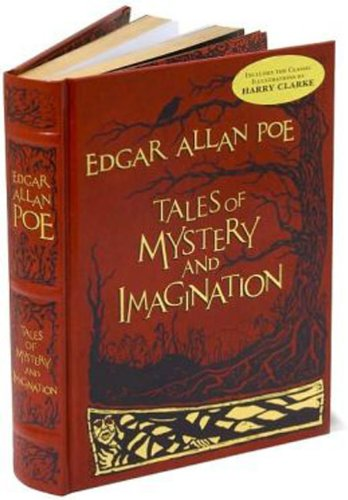 tales-of-mystery-and-imagination-barnes-noble-leatherbound-classic-collection