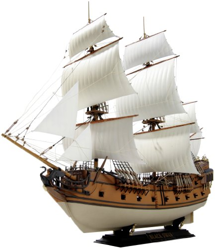 ZVEZDA Black Swan - Pirate Ship 1:72 - Model Kit Z9031