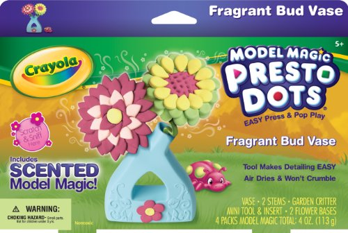 Crayola Presto Dots Flower Blue back-1041416