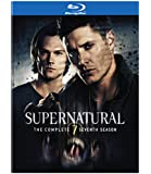 Supernatural: The Complete Seventh Season [Reino Unido] [Blu-ray]