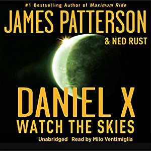 Daniel X Audiobook