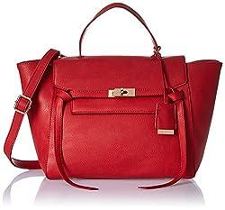 Diana Korr Women's Handbag (Red) (DK90HRED)