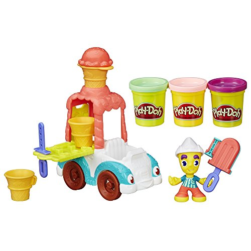Play-Doh Town Ice Cream Truck (Play Dough Shape Makers compare prices)
