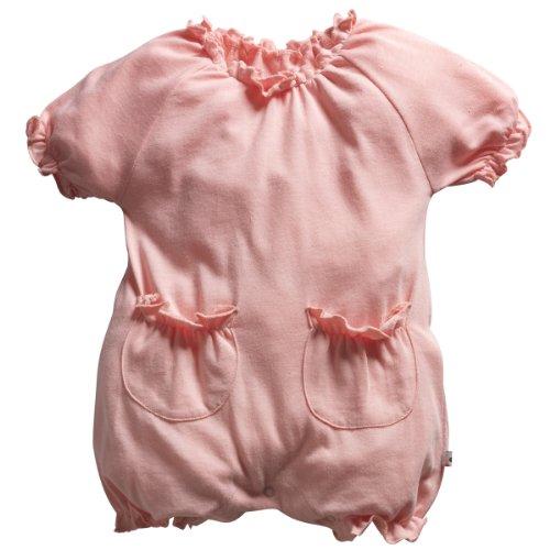 Babysoy Bubble Romper - Petal - 0-3 months - 1