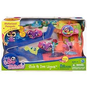 Littlest Pet Shop Slide and Dive Playset