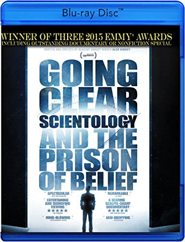 Going Clear: Scientology and the Prison Of Belief - The HBO Special [Blu-ray]