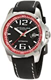 Stuhrling Original Men's 175B.331575 Lifestyles Concorso Cabriolet Automatic Date Black Watch