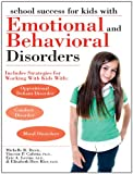 img - for School Success for Kids With Emotional and Behavioral Disorders book / textbook / text book