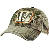 NFL '47 Brand Cincinnati Bengals Clean Up Adjustable Hat - Realtree Camo at Amazon.com