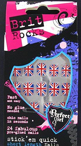 perfect-girl-rocks-brit-bastone-falso-em-rapido-chiodi-chiodi-per-incollare