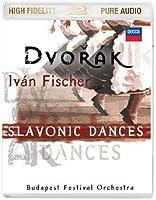 Slavonic Dances [Audio Blu-Ray
