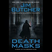 Death Masks: The Dresden Files, Book 5 | Jim Butcher