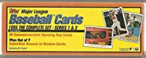 1995 Topps Baseball Factory Sealed Set Which Includes the Complete 660 Card Regular Issue Set Plus 17 Bonus Inserts! 10 Commemorative Opening Day Cards and 7 Cyberstat Season in Reviews.