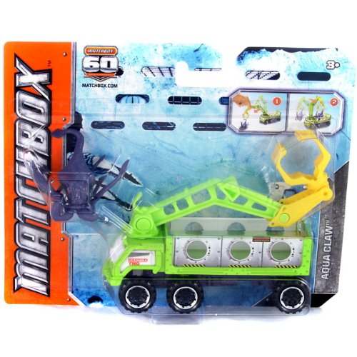 Matchbox Catch the Creature ~ Aqua Claw & Creature - 1