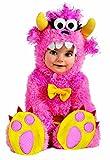 Rubie s Costume Noah s Ark Pinky Winky Monster Romper Costume, Pink, 6-12 Months