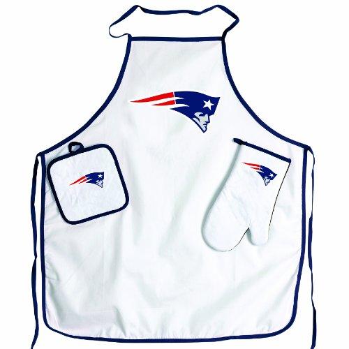 NFL New England Patriots BBQ Set