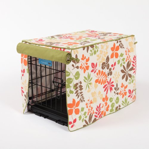 Dog Cage Covers front-742211
