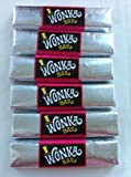 #8: WILLY WONKA POPPING CHOCOLATE CANDY x 6 BARs CHILDRENS KIDS RETRO PARTY BAG FILLER RETRO SWEETS