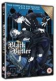 黒執事 2期 コンプリート DVD-BOX (全12話+OVA, 430分) アニメ [DVD] [Import]