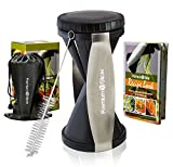 Premium Vegetable Spiralizer Complete Bundle - Spiral Slicer - Zucchini Spaghetti Pasta Maker