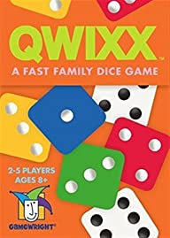 Qwixx – A Fast Family Dice Game