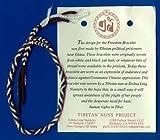 Freedom Bracelet, Handmade By Tibetan Nuns