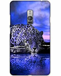 Fashub Oneplus 2 Back Cover Designer Hard Case Printed Cover