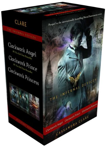 The Clockwork Prince Pdf