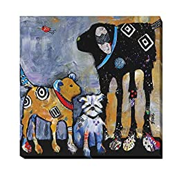 Proud Mom by Jenny Foster Premium Gallery-Wrapped Canvas Giclee Art (Ready-to-Hang)