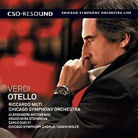 Otello*: Act II: Si, pel ciel (Otello, Iago)