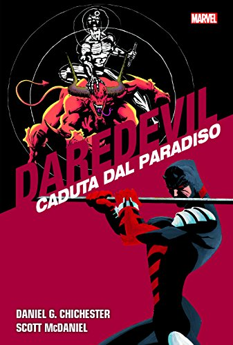 Caduta dal paradiso. Daredevil collection: 8