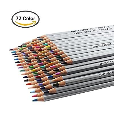 Niutop Premier Soft Core Art Colored Drawing Pencils for Artist Sketch/ Adult Secret Garden Coloring Book/ Kids Artist Writing/ Manga Artwork