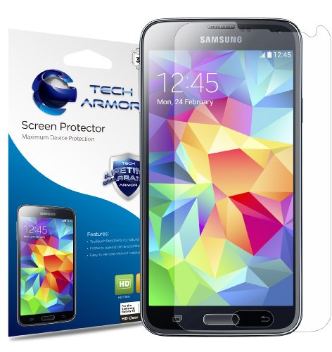 tech-armor-samsung-galaxy-s5-high-defintion-hd-clear-screen-protectors-maximum-clarity-and-touchscre