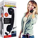 Sound Logic 72-5505B Retro Cell Phone Handset