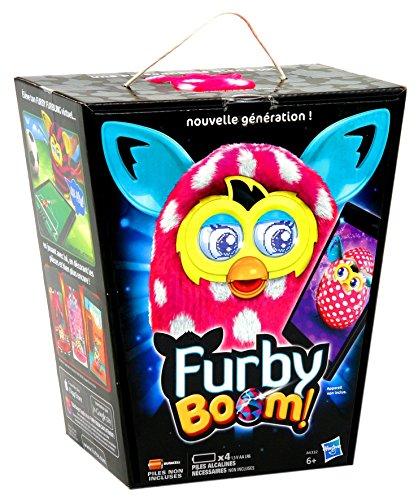 Furby - 0585169 - Animal Interactif - Boom Sunny - Coloris aléatoire