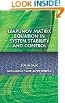 Lyapunov Matrix Equation in System St...