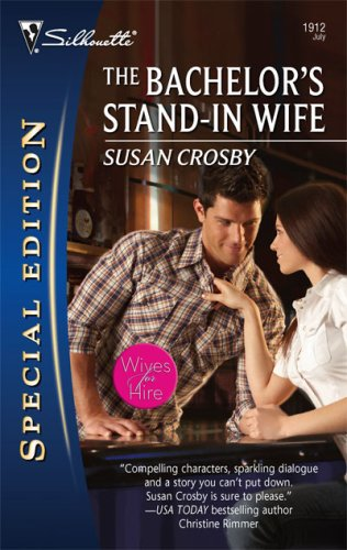 Image of The Bachelor's Stand-In Wife (Silhouette Special Edition)