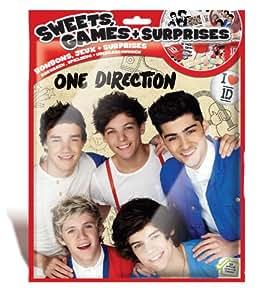 Bon Bon Buddies One Direction Large Surprise Bag 29 g (Pack of 3)