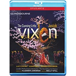 Cunning Little Vixen [Blu-ray]