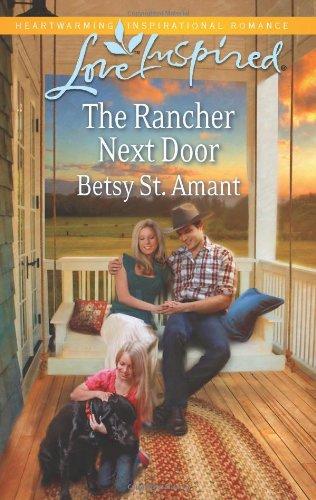 Image of The Rancher Next Door (Love Inspired)