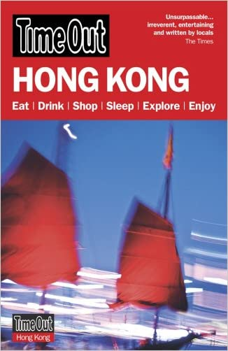 Time Out Hong Kong (Time Out Guides)