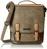 Lino Perros Women's Sling Bag (Olive)