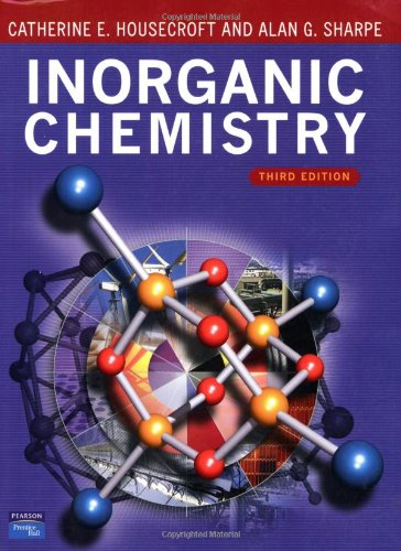 Inorganic Chemistry (3rd Edition)