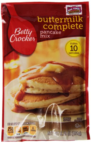bisquick-complete-pouch-buttermilk-pancake-675-ounce-pack-of-9