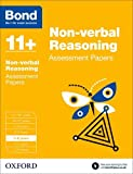 Andrew Baines Bond 11+: Non-verbal Reasoning: Assessment Papers: 7-8 years