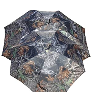"""Mossy Oak Camouflage 2 Pack 68"""" and 60"""" Golf Umbrella"""